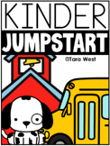 KinderJumpstart [end of the year Pre-K or back to school k