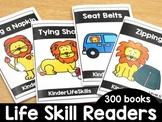 KinderLifeSkills Readers (growing pack)
