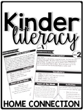 KinderLiteracy™ Curriculum Home Connection