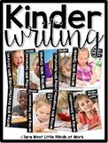 KinderWriting: Kindergarten Writing Curriculum Units BUNDLED *GROWING*