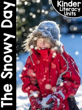 KinderLiteracy The Snowy Day FLASH FREEBIE*