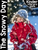 KinderLiteracy The Snowy Day FLASH FREEBIE*