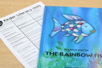 KinderLiteracy® Kindergarten Close Read Curriculum BUNDLE Homeschool Compatible