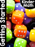 KinderMath® Getting Started Unit