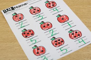 KinderMath: Homework Practice