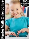 KinderMath® Kindergarten Math Interactive Files