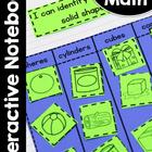 KinderMath™ Interactive Notebook