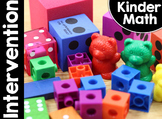 KinderMath® Kindergarten Math Intervention Curriculum