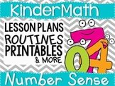 KinderMath™ Kindergarten Number Sense
