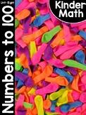 KinderMath™ Kindergarten Math Unit Eight: Numbers to 100