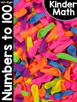 KinderMath Unit Eight: Numbers to 100