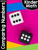 KinderMath® Kindergarten Math Unit Four: Comparing Numbers to 10