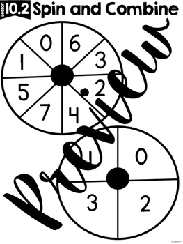 KinderMath™ Unit Ten: Addition to 10