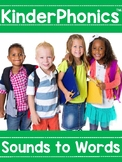 KinderPhonics® Kindergarten Phonics Curriculum Unit Three