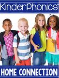 KinderPhonics® Kindergarten Phonics Units Home Connection - Newsletters