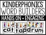 KinderPhonics® Word Builder Cards
