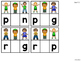 KinderPhonics® Word Builder Cards