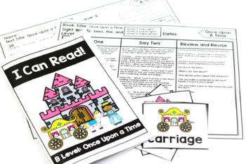 KinderReaders Fiction LEVEL: B *ENGLISH AND SPANISH*