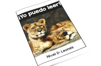 KinderReaders™ Nonfiction Level: D FREE PREVIEW *ENGLISH AND SPANISH*
