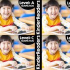 KinderReaders Nonfiction Levels: A-D BUNDLED *ENGLISH AND SPANISH*