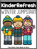KinderRefresh: A Winter Break Jumpstart Program