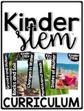 KinderSTEM: Kindergarten STEM Curriculum Bundle