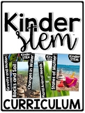 KinderSTEM: Kindergarten STEM Curriculum Bundle | Homeschool Compatible |