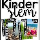 KinderSTEM Curriculum Growing Bundle