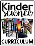 KinderScience® Kindergarten Science Curriculum  | Homeschool Compatible |