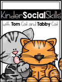 KinderSocialSkills: Social Skill Curriculum | GOOGLE™ READY | Distance Learning