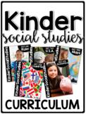 KinderSocialStudies Kindergarten + Homeschool Social Studies Curriculum Bundle