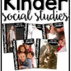 KinderSocialStudies™ SET TWO
