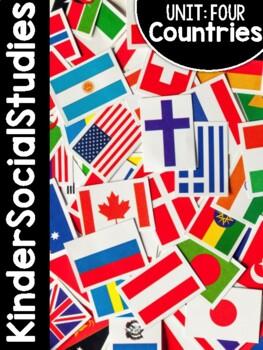 KinderSocialStudies™ Unit Four: Cultures