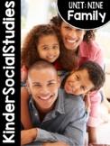 KinderSocialStudies™ Unit Nine: Family