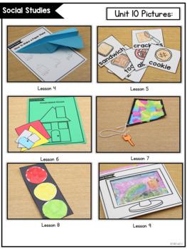 KinderSocialStudies™ Unit Ten: Inventors