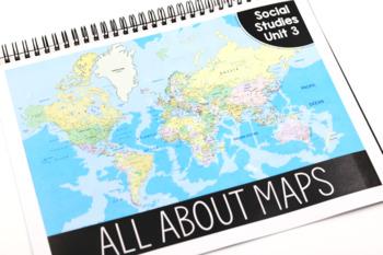 KinderSocialStudies™ Kindergarten Social Studies Unit Three: Maps