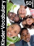 KinderVocabulary: a vocabulary curriculum for primary learners