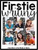 FirstieWriting: First Grade (2nd Grade and Homeschool) Writing Curriculum Bundle