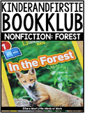 KinderandFirstieBookKlub NONFICTION: Forest