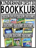 KinderandFirstieBookKlub NONFICTION Growing Bundle