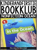 KinderandFirstieBookKlub NONFICTION: Ocean