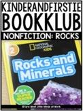 KinderandFirstieBookKlub NONFICTION: Rocks and Minerals
