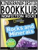KinderandFirstieBookKlub NONFICTION: Rocks and Minerals