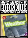 KinderandFirstieBookKlub NONFICTION: Weather