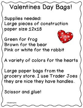 KinderbyKim's Valentine's Day Bag Patterns