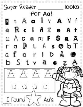 Kinderbykim's Letter Search