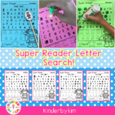 Kinderbykim's Letter Search