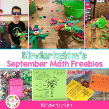 Kinderbykim's September Freebies