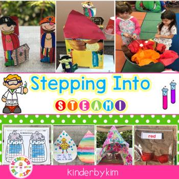 Kinderbykim's Stepping Into STEAM