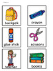 Kinderbykim's Thematic Writing Sticks!